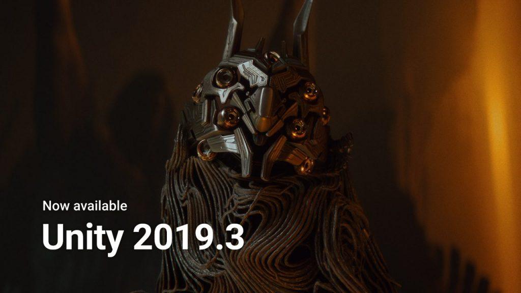 Unity 2019.3