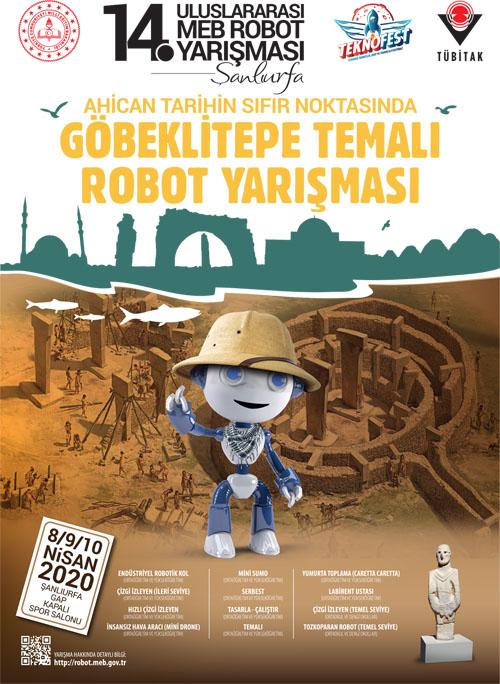 MEB Robot Yarışması